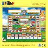De Machine van de Dronkaard van Ghana Alianza, het Gokken van het Gokken van de Machine In werking gesteld Muntstuk
