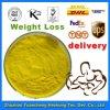 La mayoría del polvo gordo eficaz 2, 4-Dinitrophenol DNP 51-28-5 de la hornilla para la pérdida de peso