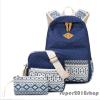 Sacs d'école neufs de Bookbags de course de toile du sac à dos 3PCS/Set pour l'élève