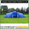 Barraca de acampamento da família do condicionador de ar portátil impermeável 6-Person Aldi da pintura