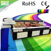 UV Flatbed Printer voor de Druk van de Industrie Leather/PU/Textiles