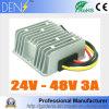 De Convertors van de Levering van de Macht van de auto gelijkstroom-gelijkstroom 24V aan 48V 3A gelijkstroom voeren de Module van de Verhoging van de Regelgever van het Voltage op