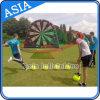 Le pied gonflable darde le dard de tir à l'arc de jeu pour les dards gonflables du football de jeu de sport, jeu gonflable de dard, dards gonflables du football
