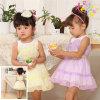 Um-Parte-Menina-Partido-Veste-se, vestido de partido bonito do bebê, vestido do tutu