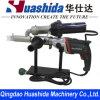 Extrudeuse en plastique de plastique de soudeuse du pistolet PE/PP/PVC de soudure d'air chaud