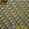 Rete metallica architettonica della maglia decorativa del metallo