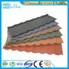 多彩な波形の石はアフリカの屋根瓦の中国の上塗を施してある鋼鉄工場熱い販売を欠く