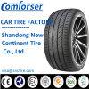 neumático de coche 13 ``- 21 ``, neumático de SUV, polimerización en cadena, neumático del pasajero de UHP
