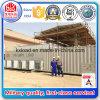 banco de carga de 11kv 17MW para la prueba del generador