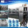 Máquina de rellenar automática del agua de botella 5gallon