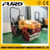 Um passeio hidráulico de 2 toneladas no compressor dobro do rolo do cilindro (FYL-900)