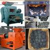 Carvão amassado do pó do ferro que faz a esfera da maquinaria/carvão amassado pressionar