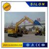 Excavador superior de la marca de fábrica 22.35ton XCMJ (XE215CLL)