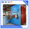 Machine en caoutchouc de presse de moulage par compression de couvre-tapis