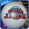 Inflatable ao ar livre Printing Helium Balloons para Advertizing