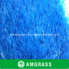 Gli ornamenti di sport comerciano il tappeto erboso all'ingrosso artificiale blu