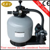 Стеклоткань Swimming Pool с Pump Top Mount Sand Filter