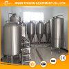 ステンレス鋼が付いている5000Lセリウムの証明書のビール醸造所ビール醸造装置