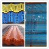 Dekoratives Metallperforierte Blätter/durchlöcherten Ineinander greifen-Decke