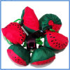 Figura della frutta di modo che piega i sacchetti riutilizzabili dei sacchetti di figura riutilizzabile dell'anguria