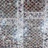 Ricamo del Sequin con Design-Flk270 geometrico
