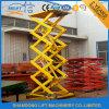 Scissor la piattaforma di sollevamento idraulica con CE
