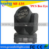 7X10W 4in1 LED Small Bee Eye Beam Moving Head Light