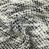 300GSM, cotone/poli 70/30, tessuto di lavoro a maglia del maglione per la signora Garment di modo