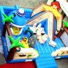 Aufblasbarer Dschungel-Unterhaltungs-Spielplatz (BMHC100)