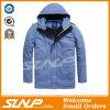 Vêtements occasionnels de l'hiver de remplissage de mode de Hoody d'hommes