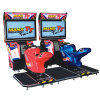 Arcada de Sega que compete a máquina max TT