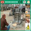 Aceituna, nuez, germen del amaranto, máquina oleohidráulica de la prensa de Marula