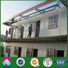 Stahlkonstruktion-aufbauendes vorfabriziertes Stahlhaus