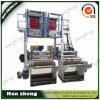 Z50-700-2 고속 HDPE LDPE 단 하나 나사 두 배는 맨 위 플레스틱 필름 부는 기계를 정지한다