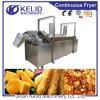 Friggitrice fritta industriale continua del pollo