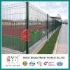 сваренная 3D загородка ячеистой сети/сваренная проволочная изгородь для проезжей части