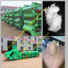 Qt410 4ローラーファブリック織物の綿の不用なリサイクル機械