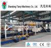O desperdício de Tianyi recicl a máquina da extrusão da placa da cavidade do concreto pré-fabricado