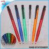Bolígrafo plástico al por mayor promocional 2015