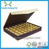 Коробка шоколада конструкции OEM высокого качества изготовленный на заказ бумажная с печатью