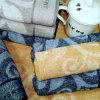 純粋な綿のジャカード浴室タオル(XQB-C028)