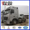 HOWO A7 6X4 420HPのディーゼル頑丈なトラクターのトラック