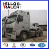 HOWO A7 6X4 420HPのディーゼルトラクターのトラック