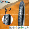 Alto-fuerza Motorcycle Tire y Tube de Longhua Factory para Natural Rubber