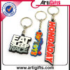 PVC personalizado promoção Keychain
