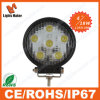 18W LED Working Light Hot Sale LED Spotlight voor Cars Motorcycle Driving Headlight met de V.S. Bridgelux LED