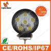 18W LED Working Light Hot Sale LED Spotlight voor Cars Motorcycle Driving Headlight met de V.S. Bridgelux LED