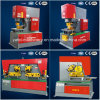 De hydraulische Machine van de Ijzerbewerker van de Scheerbeurt van de Arbeider van het Ijzer Universele