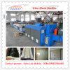 실내 장식 새로운 물자를 위한 PVC 플라스틱 처마 장식을%s 밀어남 생산 라인