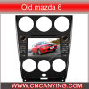 Speciale Car DVD Player voor Old Mazda 6 met GPS, Bluetooth (CY-7268)